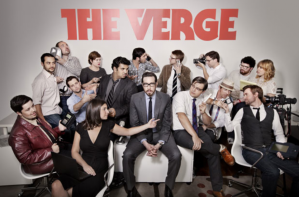 The Verge is growing. The tech news site, which launched in November 2011, have hired Greg Sandoval (me) and Carl Franzen this week.